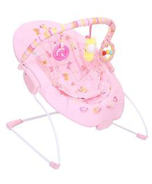 Mastela Soothing Bouncer - Pink