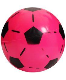 Pentagon print ball Pink Ball Circumference - 61 cm