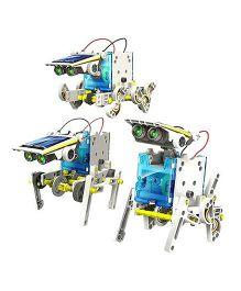 Smartcraft 14 in 1 Learning Educational Solar Robot Kit