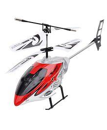 Smartcraft V-Max Wireless Remote Control Helicopter- Hx715 - Red