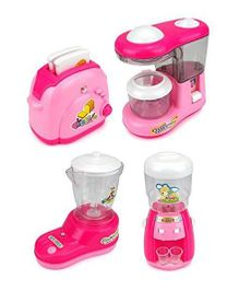 Smartcraft Dream Household Kit Pink - 4 Pieces