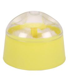 Adore Baby Powder Puff With Case - Yellow