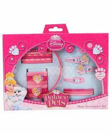 Disney Princess Hair Accessories Kit - Pink