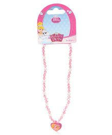 Disney Princess Necklace - Pink