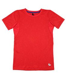 Tyge Sporty Boys T-Shirt - Red