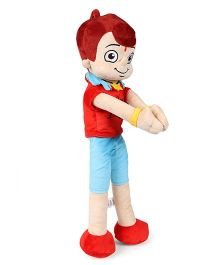 Chhota Bheem Rag Doll Red & Blue - Height 60 cm