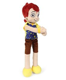 Chhota Bheem Rag Doll Blue & Brown - Height 60 cm