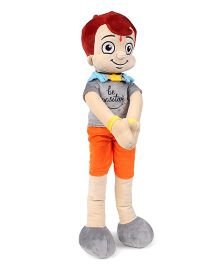 Chhota Bheem Rag Doll Grey & Orange - Height 60 cm