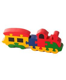 Shumee Train Jigsaw Multi Color - 7 Pieces