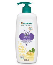 Himalaya Herbal Gentle Baby Bath - 400 ml