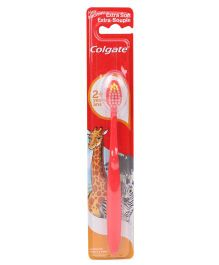Colgate Smiles Extra Soft Toothbrush - Red