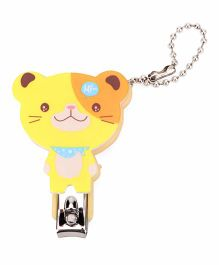 Adore Baby Cartoon Nail Clipper - Yellow