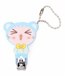 Adore Baby Cartoon Nail Clipper - Blue