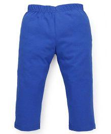 Cucu Fun Solid Colour Capri - Royal Blue