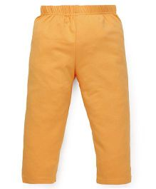 Cucu Fun Solid Colour Capri - Yellow