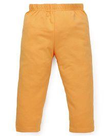 Cucu Fun Solid Colour Capri - Yellow