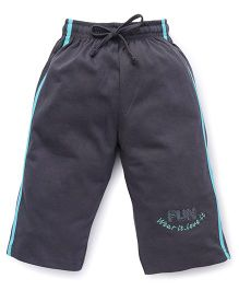 Cucu Fun Three Fourth Pants - Grey