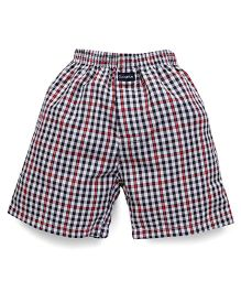 Cucu Fun Check Shorts - Multi Color