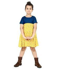 Dress My Angel Colour Me Happy Dress - Yellow