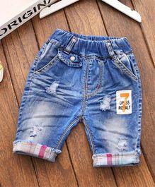 Pre Order - Awabox Denim Pant - Blue