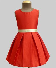 A.T.U.N Scarlet Emma Dress - Red