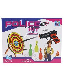 Ankit Toys Police Kit Junior - Multicolor