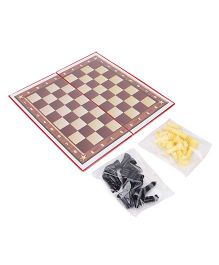 Ankit Toys Eco Chess Junior - Brown