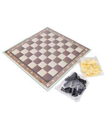 Ankit Toys Eco Chess Senior - Brown
