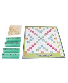 Ankit Toys Crossword Game - Multicolor