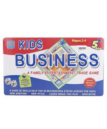 Ankit Toys Kids  Business Game - Multicolor