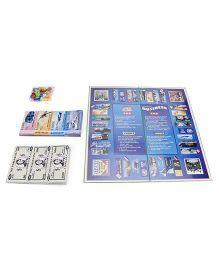 Ankit Toys International Business Game - Multicolor