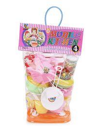 Ankit Toys Mobile Kitchen No 4 - Multicolor