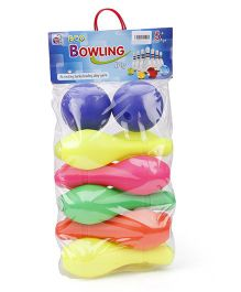 Ankit Toys Eco Bowling Set - Multi Color