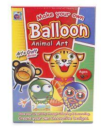 Ankit Toys Balloon Art - Multicolor
