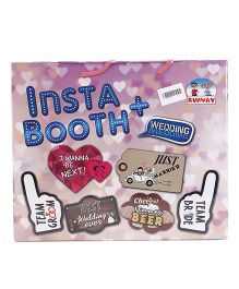 Ankit Toys Insta Booth Weeding - Multicolor