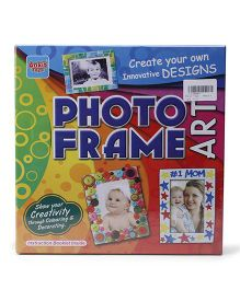 Photo Frame Art Junior Set - Multi Color