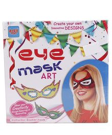 Ankit Toys Eye Mask Junior - Multi Color