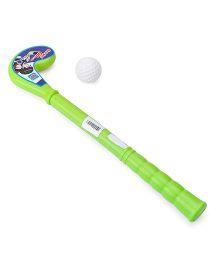 Ankit Toys Hockey Plastic Junior - Red