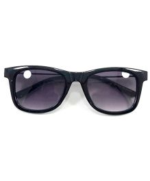 Miss Diva Classic Sunglasses - Black