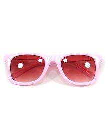 Miss Diva Classic Sunglasses - Baby Pink