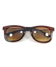 Miss Diva Classic Sunglasses - Brown