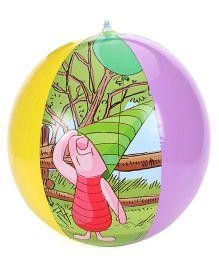 Intex Piglet Beach Ball - Multicolour