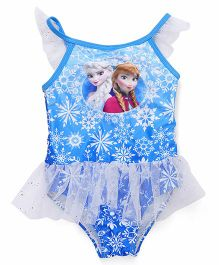 Disney Frozen Swimwear Printed - Blue