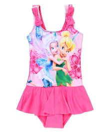 Disney Fairies Swimwear Printed - Pink