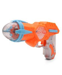 Smiles Creation Pirate Gun With Light And Sound - Orange