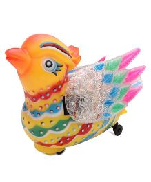Playmate Musical Parrot - Multicolor