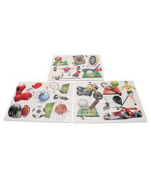 Yash Toys Jigsaw Puzzle World Of Sport  - 120 Pieces