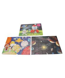 Yash Toys Jigsaw Puzzle Planet Galaxy - 120 pieces