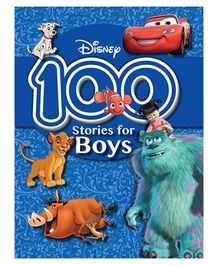 Disney 100 Stories For Him - English