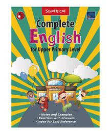 School is Cool Complete English for Upper Primary Level - English